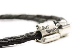 Mejores amigos Bracialet Imágenes de archivo libres de regalías