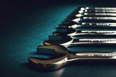 Mekaniker Key Fotografering för Bildbyråer