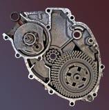 mekanisk hjärta Arkivfoton