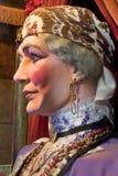 mekanisk kassör för karnevalförmögenhet Royaltyfri Bild