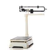 mekanisk scale för stråle Arkivbilder