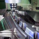mekanisk tillverkning Arkivfoto