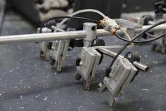 mekaniska delar Royaltyfria Foton