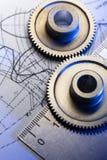 mekaniska ratchets royaltyfri foto