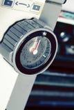 Mekaniskt mätningsmellanrum som mäter apparaten arkivfoton