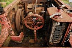 Mekaniskt TING! fotografering för bildbyråer