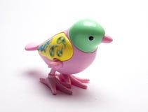 Mekaniskt urverk för fågelbarn` s royaltyfri bild