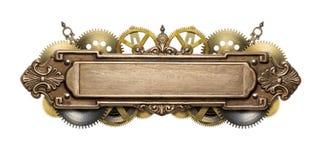 mekanism royaltyfri bild