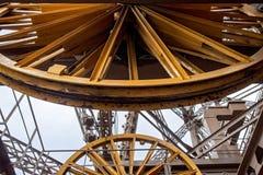 Mekanism av elevatorn Fotografering för Bildbyråer