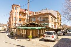 Mekhana - a traditional Bulgarian restaurant in Pomorie Stock Photo