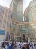 Mekka zegar Fotografia Royalty Free