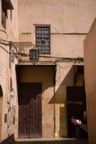 Meknes ally Stock Photo