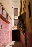 Meknes architecture building Royalty Free Stock Image
