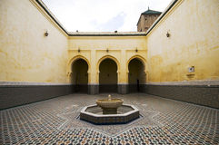 Meknes attraction royalty free stock photos