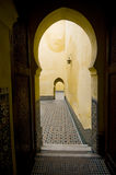 Meknes attraction Royalty Free Stock Photo