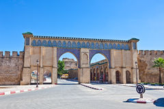 Meknes Marocco 2010 Royalty Free Stock Photography