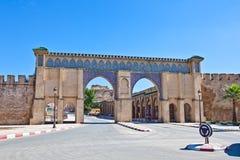 Meknes Marocco 2010 Fotografia Stock Libera da Diritti