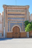 Meknes Marocco 2010 Stock Photo