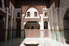 Meknes marocco Royalty Free Stock Images