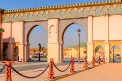 Meknes, Marokko stock foto's