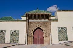 Meknes Marokko Stockfotos