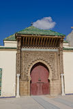 Meknes Marruecos fotografía de archivo