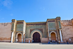 Meknes Morocco Royalty Free Stock Images