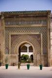 Meknes royal palace Royalty Free Stock Photo