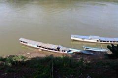 Mekong ποταμός Στοκ Εικόνα
