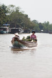 Mekong Delta, Cai Be Town, Vietnam Royalty Free Stock Photography