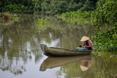 Mekong Delta, Can Tho, Vietnam Stock Photography