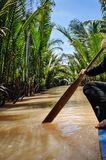 Mekong Delta, An Giang, Vietnam Royalty Free Stock Photography