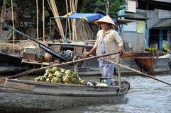 Mekong delta, Vietnam Royalty Free Stock Image