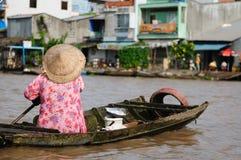 Mekong-Dreieck Lizenzfreies Stockbild