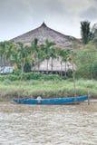 Mekong-Fluss Stockbilder