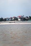 Mekong-Fluss Lizenzfreie Stockbilder