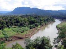 Mekong-Magie Stockfoto