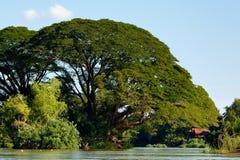 Mekong river Royalty Free Stock Photos