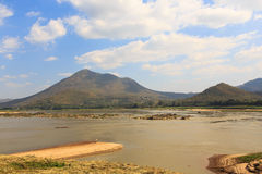 Mekong River Arkivbild
