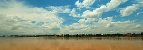 Mekong River Stock Image