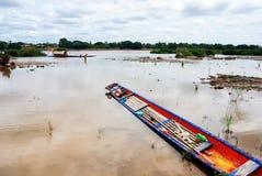 Mekong River Fotografia de Stock Royalty Free