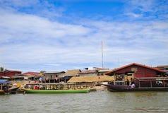 Mekong River Royaltyfri Bild