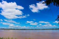 Mekong River Royaltyfri Foto