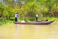 Mekong river delta south vietnam royalty free stock photos