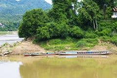 Mekong River I Royalty Free Stock Image