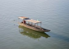In the Mekong River. 4000 islands, Laos Royalty Free Stock Photos