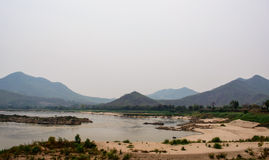 Mekong river Stock Photo
