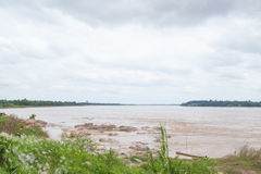 Mekong River Royalty Free Stock Photo
