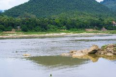 Mekong River Royalty Free Stock Image