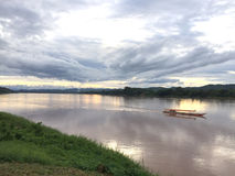 The Mekong River Royalty Free Stock Images